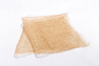 Dekorationsgewebe 92 g / qm - Jutezuschnitte natur